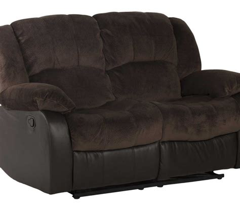 Blake Luxury Fabric 2 Seater Recliner • Decofurn Factory Shop