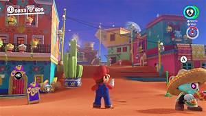 Super Mario Odyssey 4 SA Gamer