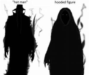 Shadow People, Hat Man, Sleep Paralysis, Old Hag, Negitive ...