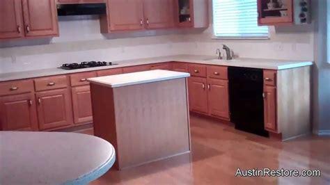 Painting Corian Countertops by Resurfacing Corian Kitchen Countertops