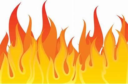 Cartoon Clipart Flame Fire Flames Brush Air