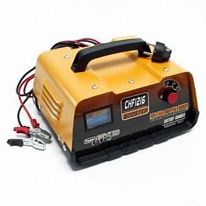 Chargeur Démarreur Batterie Voiture : chargeur de batteries pour voitures 6v 12v ~ Nature-et-papiers.com Idées de Décoration