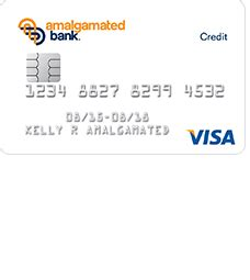 The aboc platinum rewards credit card from the amalgamated bank of chicago will give you a $150 statement credit bonus after you make $1,200 in purchases within the first 90 days of account opening. Amalgamated Bank Visa Platinum Credit Card Login | Make a ...