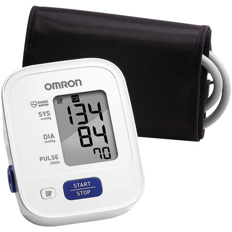 Omron 3 Series Upper Arm Blood Pressure Monitor, Large