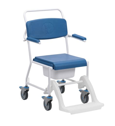 uppingham mobile commode shower chair mobility disability