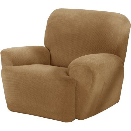 Recliner Armchair Covers by Maytex Stretch Collin 4 Recliner Armchair Furniture