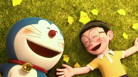 Doraemon And Nobita Wallpaper