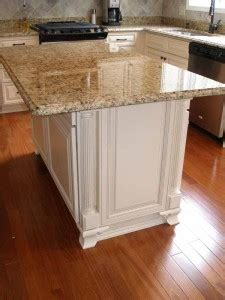 kitchen island decorative trim cabinet trims the finished edge 5037
