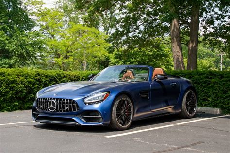 Edmunds found one or more. 2020 Mercedes-AMG GT C Roadster Review: This Beauty Is a Beast | News | Cars.com