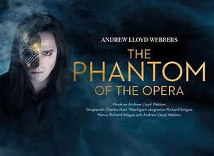 The phantom of the opera på GöteborgsOperan. Premiär 23 ...