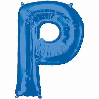 Letter Balloon Balloons Supershape Icon 34in Buchstabe