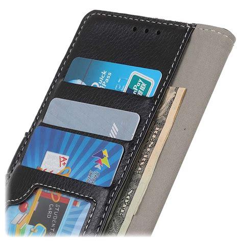 Samsung Galaxy A20e Wallet Case with Kickstand