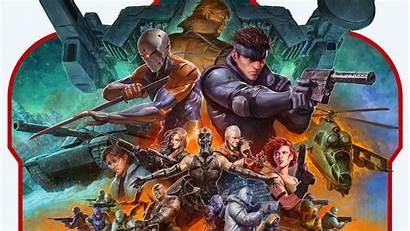 Gear Metal Solid Snake Resolution 4k Published