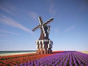 Traditional dutch windmill Minecraft Project | MINECRAFT ...
