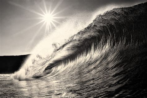 white black wave top prints of waves on canvas george karbus photography