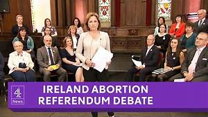 Abortion debate: the Irish referendum discussed and ...