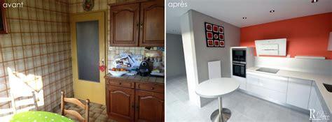 cuisine actuel transformation complète d 39 une maison des ées 70 par