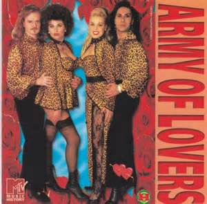 Army of Lovers Album