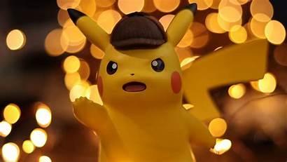 Pokemon Pikachu Close Figurine