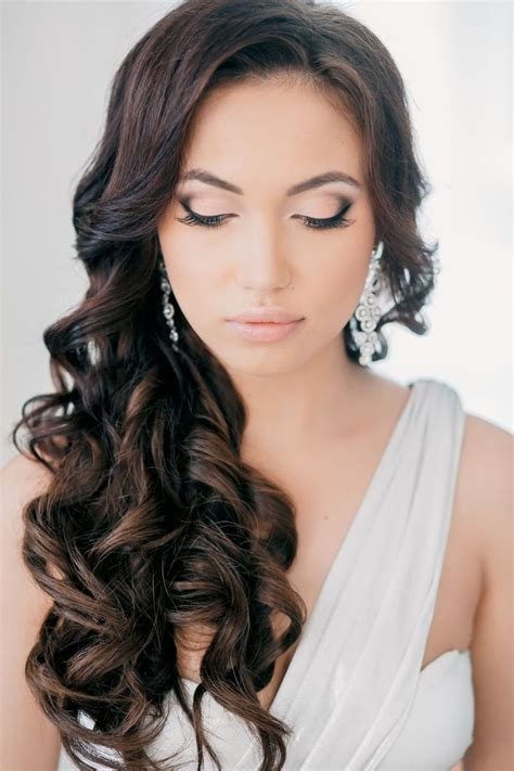 59 Medium Length Wedding Hairstyles You Love to Try Wohh
