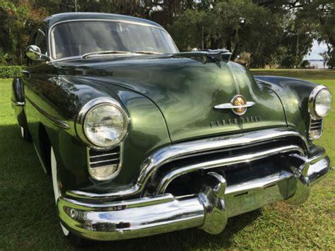 Beautiful Restored 1950 Oldsmobile 2 Door 1951 1952 1953