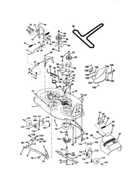 Craftsman Deck Wiring Diagram