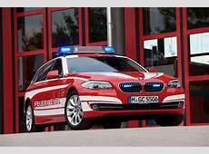 BMW Showcases 2013 Emergency Vehicles at the RETTmobil
