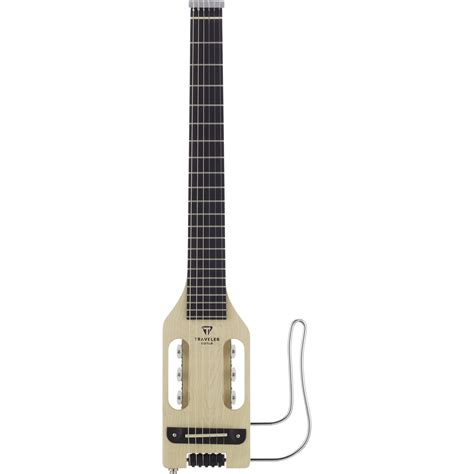 traveler guitar ultra light traveler guitar ultra light compact classical ulny nat