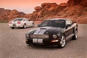 Ford Mustang History: 2007 | Shnack.com