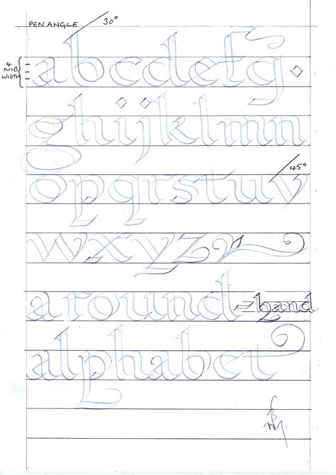 calligraphy and handwriting for children bill s space