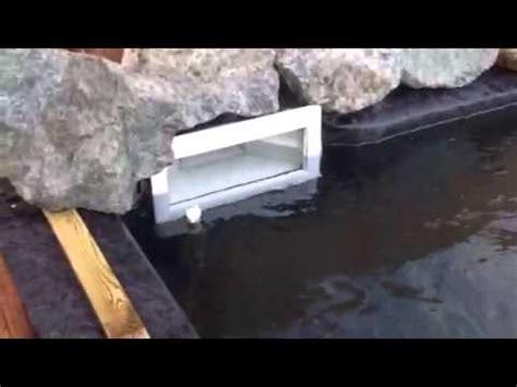 prt  koi pond  deep   sleepers youtube