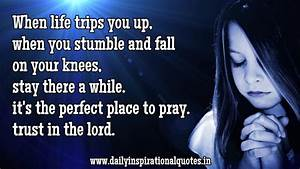 When Life Trips You Up.When You Stumble and Fall on your ...