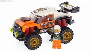LEGO City 2017 Stunt Truck Review 60146