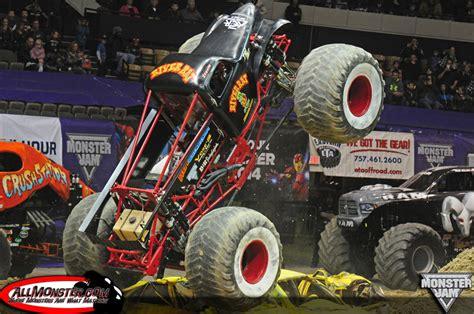 monster truck show hton va hton virginia monster jam february 15 2014 2