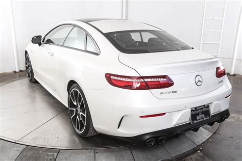 From the cars.com expert editorial team. New 2019 Mercedes-Benz E-Class AMG® E 53 Coupe Coupe in Austin #M59294 | Mercedes-Benz of Austin