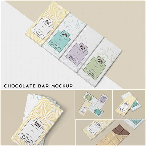 Best chocolate box mockup | 22+ free & premium chocolate packaging psd this box mockup can contain different chocolate bars. Chocolate Bar Mockup | Free download
