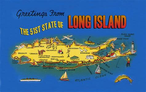 long island sightseeing map long island attraction map
