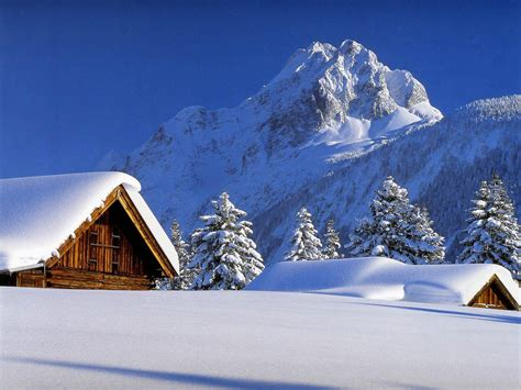 Snow Wallpapers For Desktop Free  Wallpaper Cave