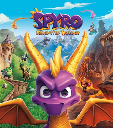 Spyro Reignited Trilogy Spyro Wiki Fandom Powered By Wikia