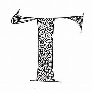 The Letter T Tattoo Designs   www.pixshark.com - Images ...