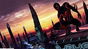 Spider Man 2099 Wallpapers Wallpaper Cave