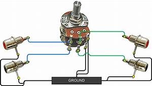 Volume Control Wiring Diagram