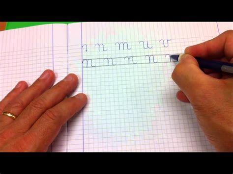 lettere      scrivere  corsivo maiuscolo rispettando vista  visione  parte youtube