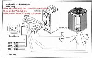 Central Air Conditioner Thermostat Wiring Diagram