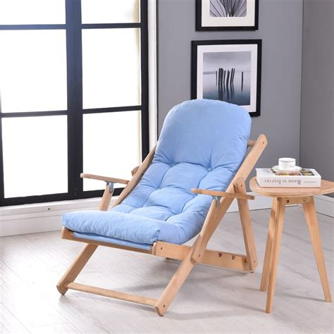 cheap bedroom chairs online get cheap comfortable recliner chairs aliexpress 11023 | Soft and font b comfortable b font lazy font b chair b font wooden foldable font