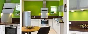 Farbgestaltung Küche Wand : neue k che k chenrenovierung umbau oder erg nzung ihrer k che ~ Sanjose-hotels-ca.com Haus und Dekorationen
