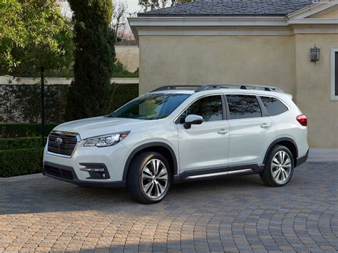 subaru ascent  pictures information specs