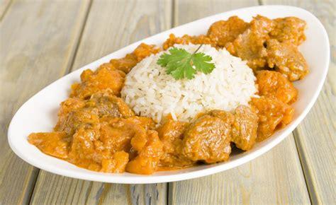 cuisine guyanaise recette recette de curry d agneau à l indienne