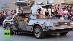 Film De Voiture : la c l bre voiture du film retour vers le futur reproduite au japon youtube ~ Maxctalentgroup.com Avis de Voitures