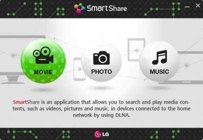 Maybe you would like to learn more about one of these? LG Smart Share 2.0 Download - SmartShareStart.exe